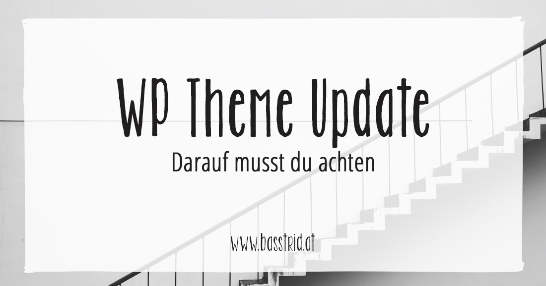 Wordpress Theme Updaten
