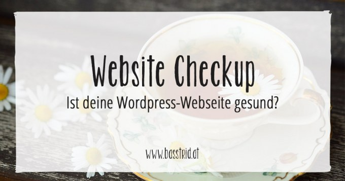Wordpress Checkliste